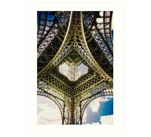 Paris 105 Art Print