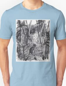 Entering the Woods T-Shirt