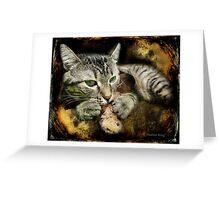 Clutch Greeting Card