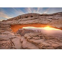 The Mesa Arch Sunrise II Photographic Print