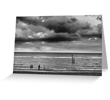 SOUTHWOLD BEACH IV Greeting Card