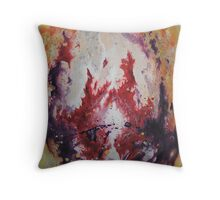 Alchemy of Love Throw Pillow