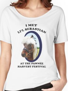 Lil Sebastian Women's Relaxed Fit T-Shirt