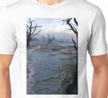 Mystery - Mammoth Hot Springs Unisex T-Shirt