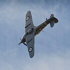 Hurricane inverted by Tony Roddam