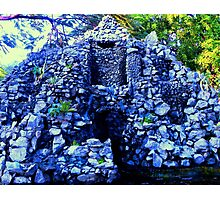 Artificial Fort Photographic Print