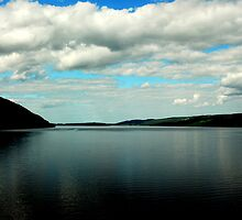 """""""LOCH NESS EVENING"""" by snapitnc"""
