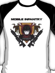 Veteran's Badge- Starship Troopers T-Shirt