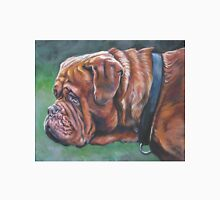 Dogue De Bordeaux Fine Art Painting Unisex T-Shirt
