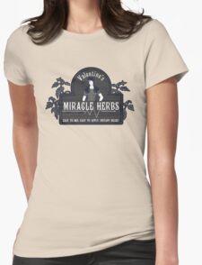 Resident Herbalist- Resident Evil Womens Fitted T-Shirt