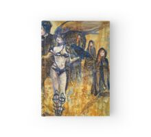 Rendezvous with L'Ankou Hardcover Journal