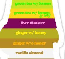 Ramona's Tea Time Sticker