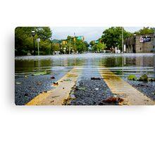 Flood Waters Canvas Print