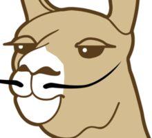 Dali Llama Sticker