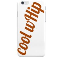 Cool Whip iPhone Case/Skin