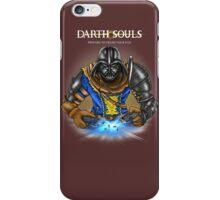 Darth Souls iPhone Case/Skin
