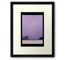 Ko-Pi-Pi Island Framed Print