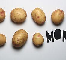 One Potato two potato by Rob Johnstone