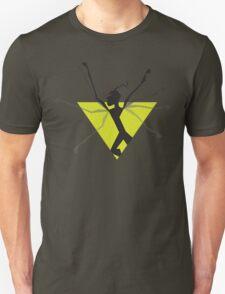 Chartreuse Arachnid. T-Shirt