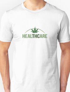 Healthcare - THC Marijuana/Cannabis Unisex T-Shirt