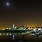 Rainbow Harbor Long Beach by barkeypf