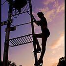 Tonya Climbing by Erovisions Studio