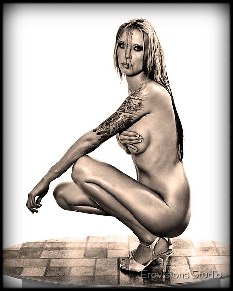 Tonya  by Erovisions Studio