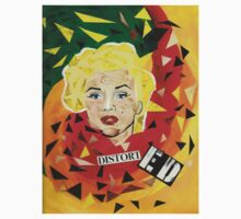 Distorted Marilyn by jenna85