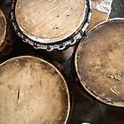 African Drums by Marylou Badeaux