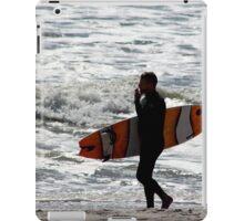 Surfing Nemo iPad Case/Skin