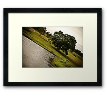 Two Rivers Framed Print
