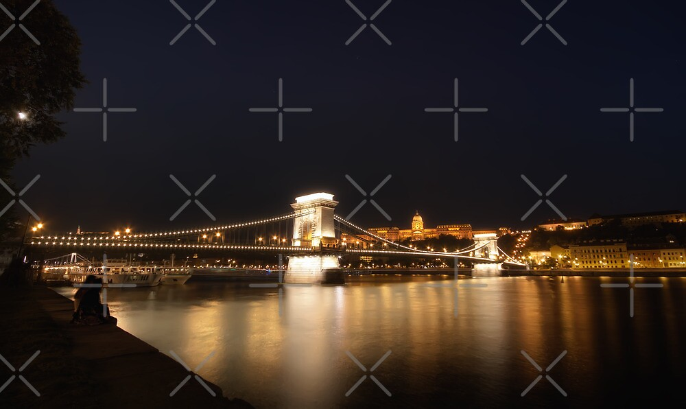 By The Danube by Conor MacNeill