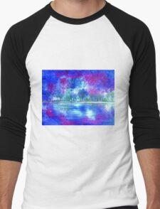 Dreaming of Reflections Men's Baseball ¾ T-Shirt