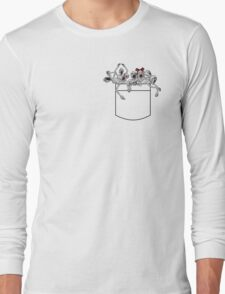 Pocket messengers from Bloodborne  Long Sleeve T-Shirt