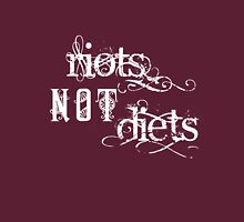 Riots not Diets on Dark Colours T-Shirt