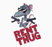 Rent-A-Thug, Inc. by Krystal Frazee