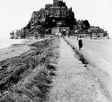 Mont Saint-Michel by James2001