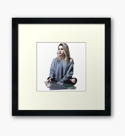 Bea Miller Framed Print