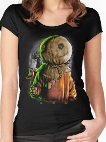 Trick r Treat Women's Fitted Scoop T-Shirt