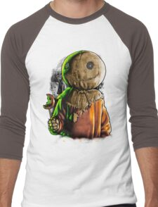 Trick r Treat Men's Baseball ¾ T-Shirt