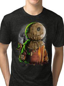 Trick r Treat Tri-blend T-Shirt