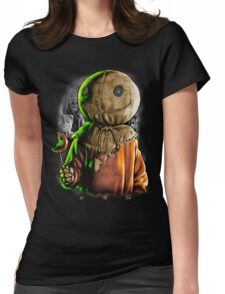 Trick r Treat Womens Fitted T-Shirt