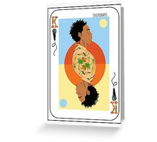 Childish King Gambino  Greeting Card