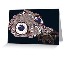 Brain of Mensis Greeting Card