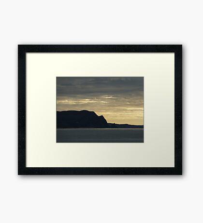The Cape Framed Print