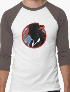 Agent Tracy Men's Baseball ¾ T-Shirt