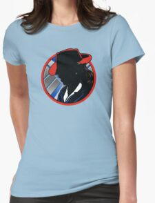 Agent Tracy Womens Fitted T-Shirt