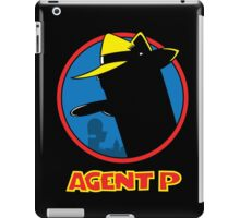 Agent P iPad Case/Skin
