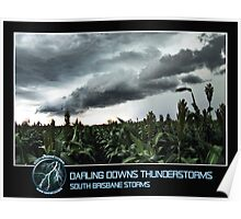 Branded: Darling Downs Thunderstorms II Poster