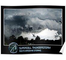 Branded: Supercell Thunderstorm Poster